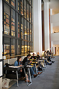 The British Library, King's Cross