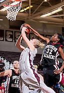 OC Women's BBall vs Southern Nazarene - 1/5/2012