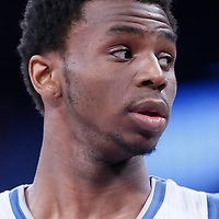 10 April 2014: Minnesota Timberwolves forward Andrew Wiggins (22) is seen during the Los Angeles Lakers 106-98 victory over the Minnesota Timberwolves, at the Staples Center, Los Angeles, California, USA.