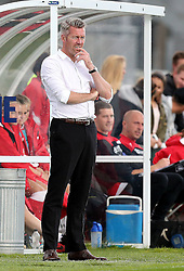 Willie Kirk manager of Bristol City Women - Mandatory by-line: Robbie Stephenson/JMP - 25/06/2016 - FOOTBALL - Stoke Gifford Stadium - Bristol, England - Bristol City Women v Oxford United Women - FA Women's Super League 2