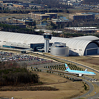 Udvar Hazy Air and Space Museum - Dulles, Virginia