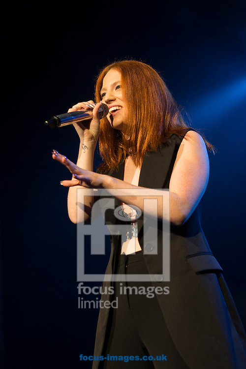 Jess Glynne performing live at O2 Brixton Academy, Brixton<br /> Picture by Ryan Dinham/Focus Images Ltd +44 7900 436859<br /> 20/02/2016