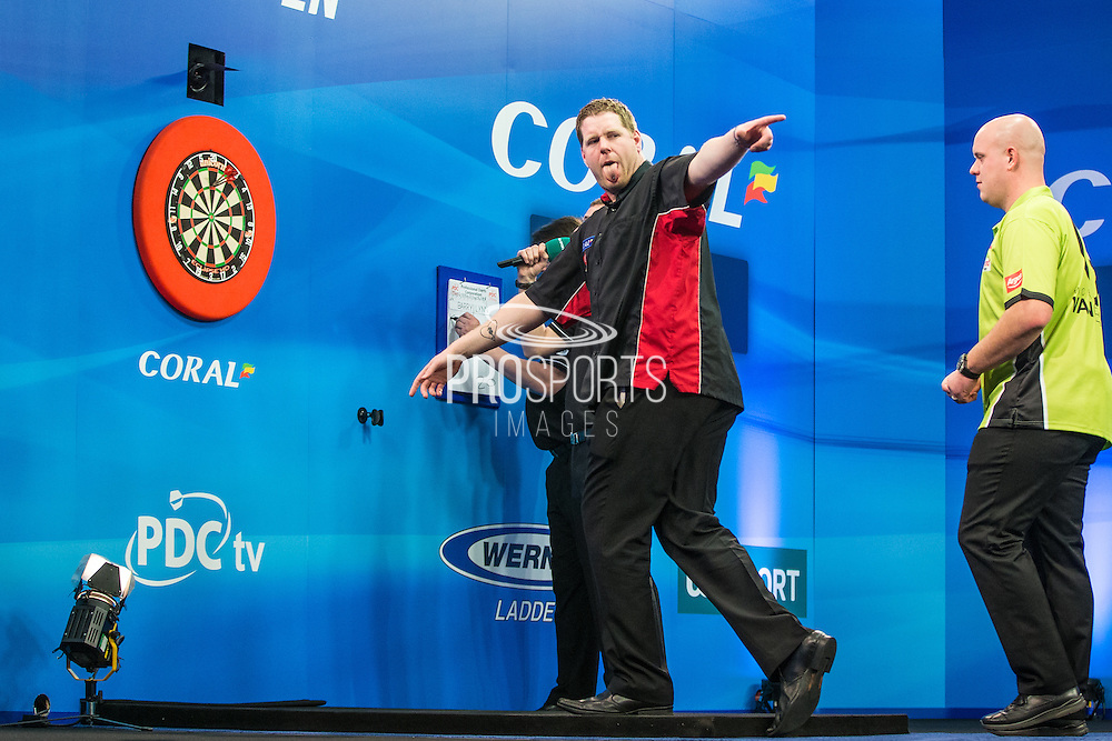 Barry Lynn Darts