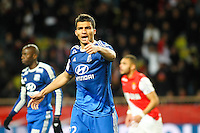 Lindsay ROSE - 01.02.2015 - Monaco / Lyon - 23eme journee de Ligue 1 -<br />Photo : Serge Haouzi / Icon Sport