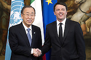 Premier meets UN General Secretary