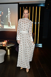 POPPY DELEVINGNE at the Launch Of Osman Yousefzada's 'The Collective' 4th edition with special guest collaborator Poppy Delevingne held in the Rumpus Room at The Mondrian Hotel, 19 Upper Ground, London SE1 on 24th November 2014, sponsored by Storm models and Beluga vodka.