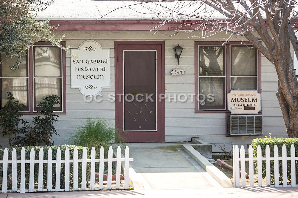 San Gabriel Historical Museum