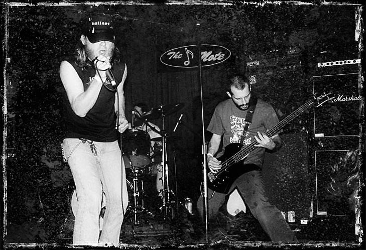 Alabama Thunderpussy - The Note - Chicago 2004