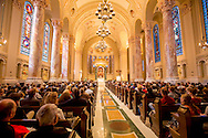 Sunday Mass at St. Joseph Cathedral