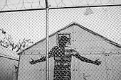 Migrants in Lesvos