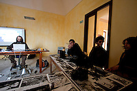 Backstage del corso di fotografia proPugliaPhoto