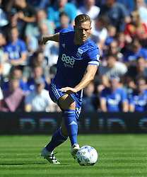 Birmingham City v Cardiff City Sky Bet Championship  6th August 2016 <br /> Photo: Mike Capps