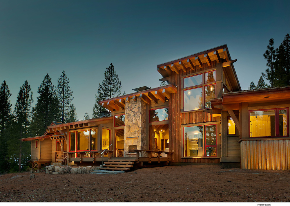 Residential Home 145 Martis Camp by Walton Architecture and Engineering, Jim Morrison Construction, Truckee, CA