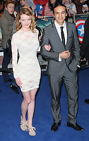 Dakota Blue Richards, Captain America: The Winter Soldier - UK Film Premiere, Westfield London UK, 20 March 2014, Photo by Richard Goldschmidt