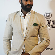 London, UK, 20th September 2017. Nicholas Pinnock is a ITV's Marcella Endeavour attend Raindance 25th Film Festival Opening Gala at VUE Leicester Square.