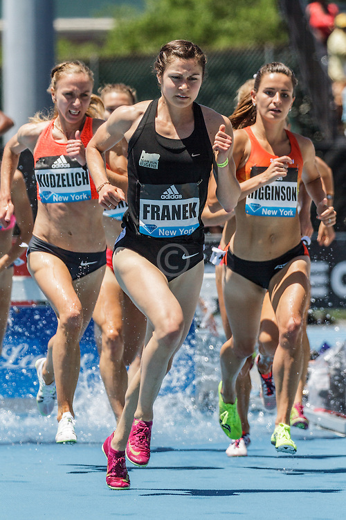 adidas Grand Prix Diamond League Track & Field: Women's 3000m Steeplechase, Bridget Franek