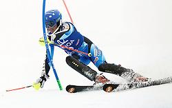 29.12.2013, Hochstein, Lienz, AUT, FIS Weltcup Ski Alpin, Damen, Slalom 2. Durchgang, im Bild Frida Hansdotter (SWE) // Frida Hansdotter of (SWE) during ladies Slalom 2nd run of FIS Ski Alpine Worldcup at Hochstein in Lienz, Austria on 2013/12/29. EXPA Pictures © 2013, PhotoCredit: EXPA/ Oskar Höher
