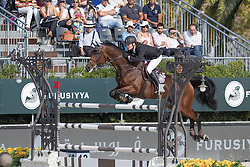Romp Ruben, NED, Audi S Teavanta II C Z<br /> Furusiyya FEI Nations Cup Jumping Final - Barcelona 2016<br /> © Hippo Foto - Dirk Caremans<br /> 25/09/16