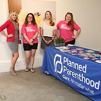 From Planned Parenthood – Robin Blatt, Kristen Bax, Noelle Summers, Erin Lenahan