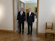 King Philippe and president Slovaquie