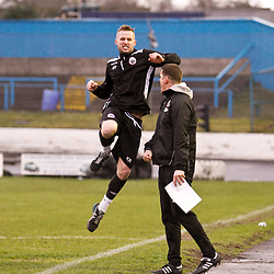 Cowdenbeath v Stirling Albion, Scottish League Two, 2 March 2019