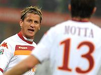 Mexes e Motta<br /> Inter-Roma<br /> Campionato di calcio serie A 2009/2010<br /> Milano, 08.11.2009<br /> Foto Paolo Bona Insidefoto