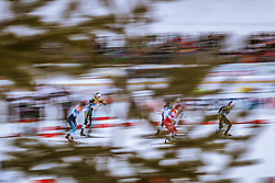 21.02.2019, Langlauf Arena, Seefeld, AUT, FIS Weltmeisterschaften Ski Nordisch, Seefeld 2019, Langlauf, Damen, Sprint, im Bild Feature // Feature during the ladie's Sprint competition of the FIS Nordic Ski World Championships 2019. Langlauf Arena in Seefeld, Austria on 2019/02/21. EXPA Pictures © 2019, PhotoCredit: EXPA/ Dominik Angerer