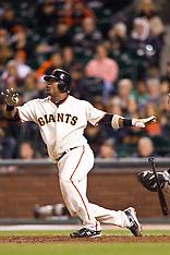 20100727 - Florida Marlins at San Francisco Giants (Major League Baseball)