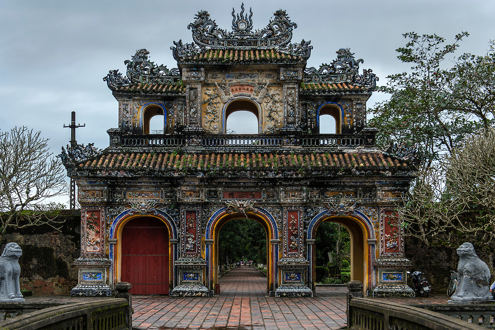 East Gate of the Royal Palaces.