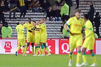 JOIE NANTES - 13.12.2014 - Nantes / Bordeaux - 18eme journee de Ligue1<br />Photo : Vincent Michel / Icon Sport