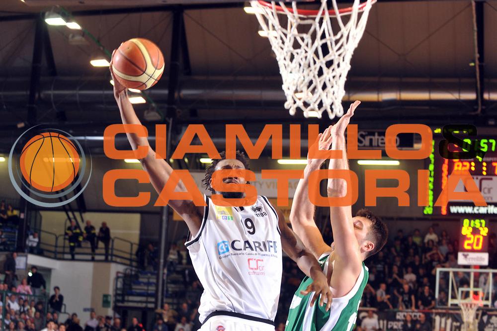 DESCRIZIONE : Ferrara Lega A1 2008-09 Carife Ferrara Air Avellino<br /> GIOCATORE : Ndudi Ebi<br /> SQUADRA : Carife Ferrara <br /> EVENTO : Campionato Lega A1 2008-2009 <br /> GARA : Carife Ferrara Air Avellino<br /> DATA : 08/03/2009 <br /> CATEGORIA : Tiro<br /> SPORT : Pallacanestro <br /> AUTORE : Agenzia Ciamillo-Castoria/M.Gregolin<br /> Fotonotizia : Ferrara Campionato Italiano Lega A1 2008-2009 Carife Ferrara Air Avellino<br /> Predefinita : Si