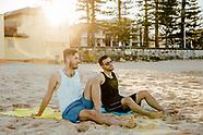 Manly Beach Guys