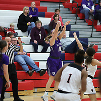 Women's Basketball: Lake Forest College Foresters vs. University of St. Thomas (Minnesota) Tommies