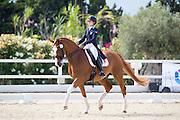 Alice Campanella - De Miro<br /> European Championships Dressage 2016<br /> © DigiShots