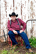 Rusty Carney, Hydro, Oklahoma, farmer, rancher, newpaper man, MODEL RELEASED