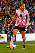 Scotlands Kim LITTLE (Arsenal WFC (ENG)) during the International Friendly match between Scotland Women and Jamaica Women at Hampden Park, Glasgow, United Kingdom on 28 May 2019.