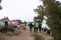 Van camping. Decend on Bend 2016. Central Oregon.