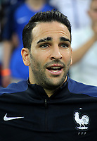 Uefa - World Cup Fifa Russia 2018 Qualifier / <br /> France National Team - Preview Set - <br /> Adil Rami