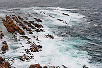Mossel Bay lies on the Indian Ocean coast of South Africa and is part of the Garden Route.