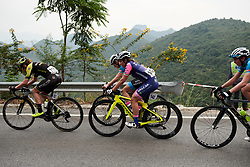 Dalia Muccioli (ITA) at GREE Tour of Guangxi Women's WorldTour 2019 a 145.8 km road race in Guilin, China on October 22, 2019. Photo by Sean Robinson/velofocus.com