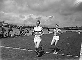 1957 - 27/07 Athletics, Dublin