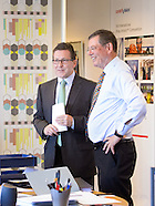Contravision Mark Hunter MP Office Visit