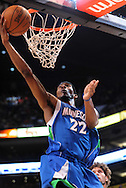 Mar. 16 2010; Phoenix, AZ, USA; Minnesota Timberwolves guard Corey Brewer (22) dunks the ball in the first half at the US Airways Center.  The Suns defeat the Timberwolves 152-114. Mandatory Credit: Jennifer Stewart-US PRESSWIRE.