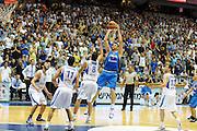 DESCRIZIONE : Tel Aviv Qualificazioni Europei 2011 Israele Italia<br /> GIOCATORE : Andrea Bargnani<br /> SQUADRA : Nazionale Italia Uomini <br /> EVENTO : Qualificazioni Europei 2011<br /> GARA : Israele Italia<br /> DATA : 17/08/2010 <br /> CATEGORIA : tiro<br /> SPORT : Pallacanestro <br /> AUTORE : Agenzia Ciamillo-Castoria/GiulioCiamillo<br /> Galleria : Fip Nazionali 2010 <br /> Fotonotizia : Tel Aviv Qualificazioni Europei 2011 Israele Italia<br /> Predefinita :