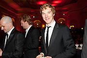 BENEDICT CUMBERBATCH, Post Olivier Awards Gala party. Waldorf Astoria. London. 13 March 2011. -DO NOT ARCHIVE-© Copyright Photograph by Dafydd Jones. 248 Clapham Rd. London SW9 0PZ. Tel 0207 820 0771. www.dafjones.com.