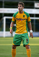 Photo: Maarten Straetemans.<br /> FC Zwolle v Norwich City. Pre Season Friendly. 25/07/2007.<br /> David Strihavka (Norwich City)