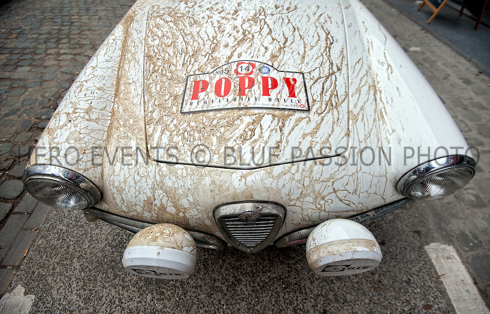Photos of  Poppy Rally 2015 (20-22/03/2015)<br /> All rights reserved. Editorial use only for press kit about Poppy Rally 2015. Any further use is forbidden without previous Author's consent. Author's credit &quot;&copy;Photo F&amp;R Rastrelli&quot; is mandatory