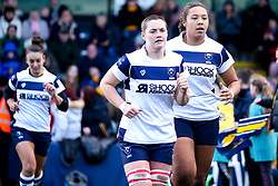 Poppy Leitch of Bristol Bears Women - Mandatory by-line: Robbie Stephenson/JMP - 01/12/2019 - RUGBY - Sixways Stadium - Worcester, England - Worcester Warriors Women v Bristol Bears Women - Tyrrells Premier 15s