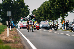 Stage 2 from Düsseldorf to  Liège (203.5 km) of the 104th Tour de France, 2 July 2017. Photo by Thomas van Bracht / PelotonPhotos.com | All photos usage must carry mandatory copyright credit (Peloton Photos | Thomas van Bracht)