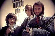 The Bee Gees, Performing in a Television Studio, UK 1960's